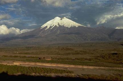 Deformation of cotopaxi volcano ecuador pulse of the earth project namedeformation of cotopaxi volcano ecuador ccuart Gallery